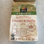 アメリカのパンケーキミックスを使った簡単卵蒸しパン